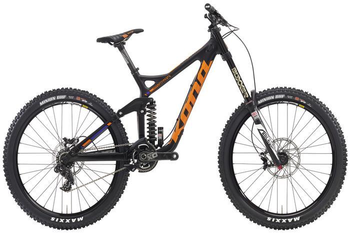 bicicleta-Kona