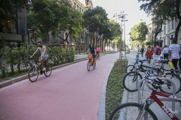 Conheça um pouco mais sobre o Ciclismo, esporte que está tomando conta das ruas do Mundo