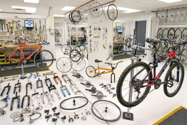 Manutenção de Bicicleta – Na Oficina ou em Casa?