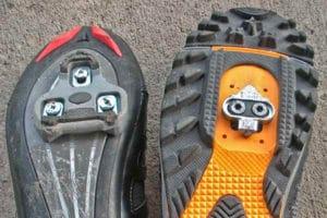 taquinhos sapatilha de ciclismo