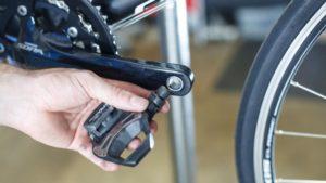 pedal bike lubrificado