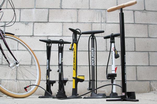 Como Escolher uma Bomba de Bicicleta?