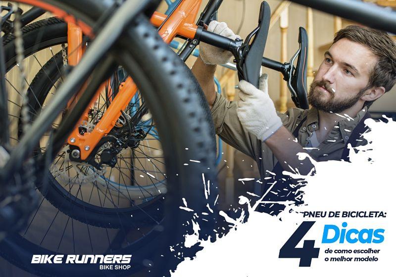 pneu de bicicleta dicas para escolher o ideal