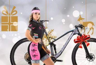presente de ciclista de natal