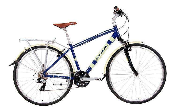 bicicleta urbana soul copenhagen retro