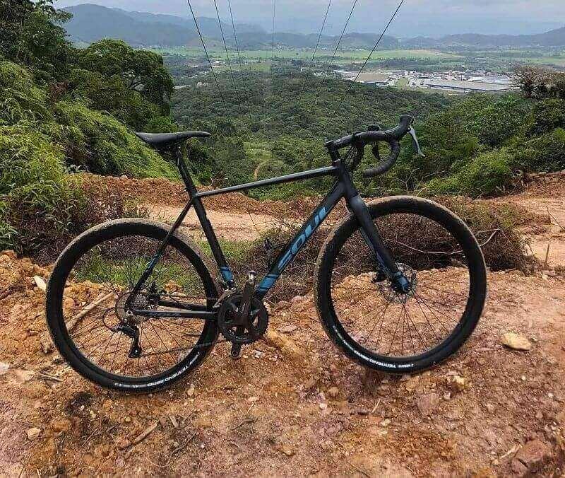bike gravel