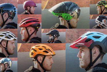 tipos de capacete de ciclismo