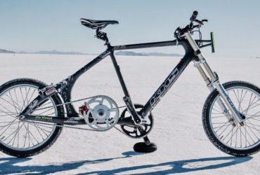 bicicleta mais rápida do mundo