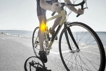dores no joelho ao pedalar
