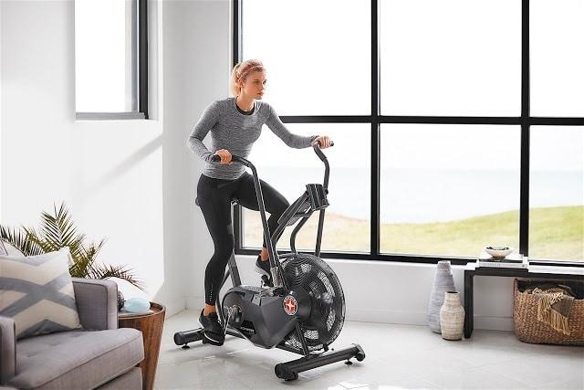 bicicleta de treino