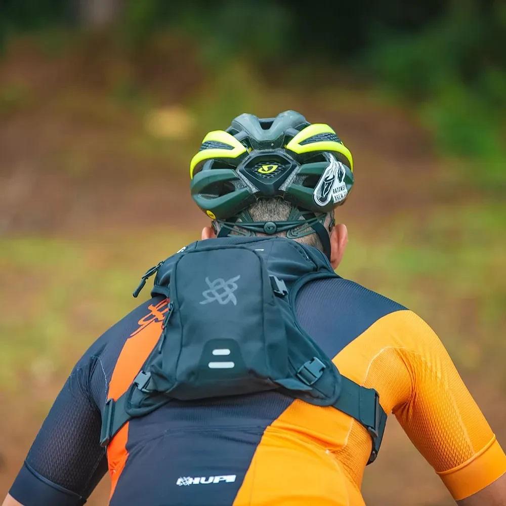 mochila de hitradação mountain bike