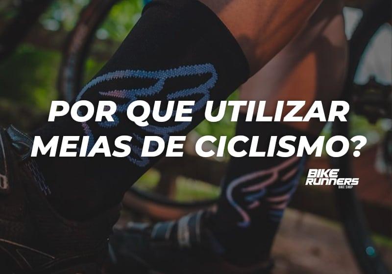Porque utilizar meias de ciclismo