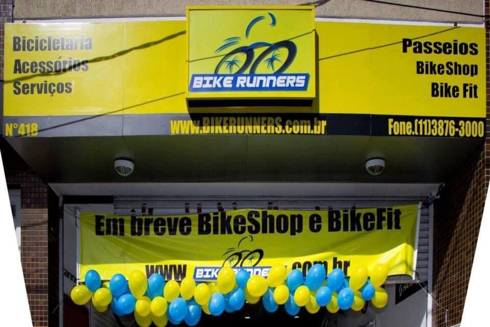 Bike Runners a primeira bicicletaria do tatuapé